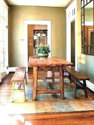 rug under dining room table should you put a rug under a dining room table best