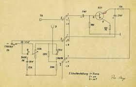 hofner guitar pre amp schematic diagram hofner active pre amp circuit incorporating e1 control console