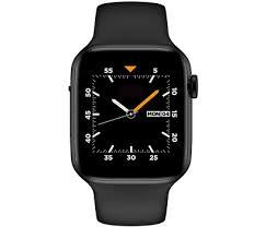 <b>Умные часы JET Sport</b> SW-4C (черные)