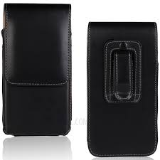 vertical leather holster pouch carrying case with belt clip for iphone 7 6s 6