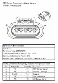 mass airflow sensor for a 2007 c6 ls2 with 58x reluctor how to tell if your mass airflow sensor is bad at Maf Sensor Wiring Diagram