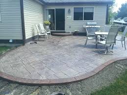 patio concrete patio ideas backyard layout tool medium size of on a budget pictures stamped