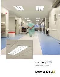 Dayolite Lighting Harmony Brochure Day O Lite