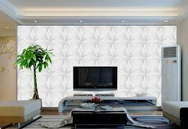 pvc 3d wall panel and embossed wall tiles for indoor decoration