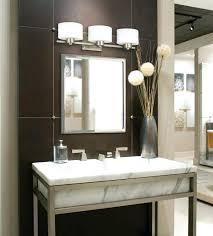 Bathroom Vanity Light Height Delectable Over Vanity Lighting Vanity Light Above Mirror Light Over Mirror In