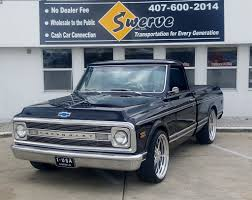 All Chevy chevy c-10 : 1356 - 1969 Chevy C-10 PRO Touring | Swerve Auto, LLC | Used Cars ...
