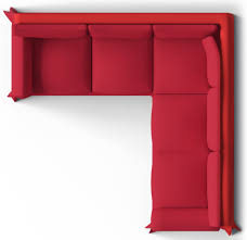 double bed top view. Bim Objects Rp Seat Corner Bed Sofa Top Resources Double View