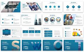 Powerpoint Business Presentation Template New Awesome Template ...