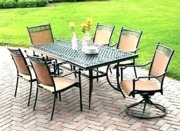 mainstays outdoor furniture table replacement parts dining chair cushion patio sling c