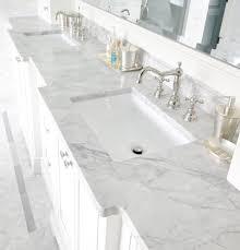 Modern Marble Bathroom Carrara Marble Bathroom Bathroom Modern With Clean Cove Lighting