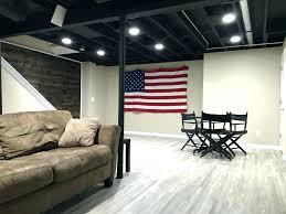 basement ceiling ideas cheap. Exellent Cheap Low Basement Ceiling Ideas Unfinished Medium Size Of  For Ceilings   Inside Basement Ceiling Ideas Cheap G