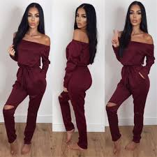 summer jumpsuits 2019 new sexy women black sleeveless square collar backless lace up