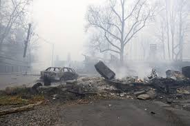 Two juveniles charged with arson in Tennessee wildfires that left 14 ...