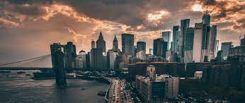 Manhattan New York City 4K Wallpaper ...