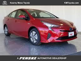 2018 New Toyota Prius Two at Kearny Mesa Toyota Serving Kearny ...