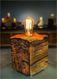 Diy Lighting Ideas For Photography 8 Best Handmade Wooden Desk Lamps
