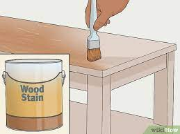 how to refinish a coffee table 10