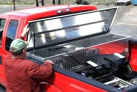 Best Tool Box For Truck Low Side Cross Pickup Boxes By Highway ...