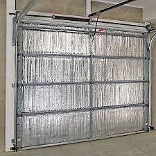 garage door kitGarage Door Insulation Kit Insulate Up To A 18x8 Ft Garage Door