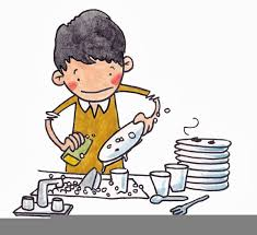 boy washing dishes clipart. Contemporary Clipart Download This Image As To Boy Washing Dishes Clipart S