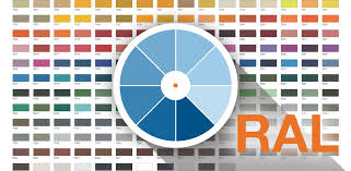 Ral Color Chart Amazon Ral Color Palette Home Wall Paint Tester Ncs Color Fan