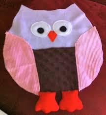 Owl Pillow Pattern Owl Pillow Pattern