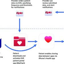 Patient Views From The Asthma Health App And Epics Mychart