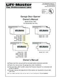 liftmaster keypad reset garage door opener manual garage door opener manual latest garage door opener manual