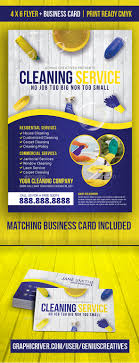 advertising a cleaning business cleaning service cleaning business flyer by geniuscreatives