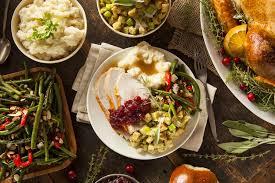 4 Mouth Watering Restaurants Serving Thanksgiving Dinner