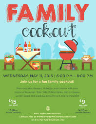 cookout fundraiser flyers family cookout event flyer poster template bbq pinterest event