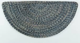 half circle braided rugs accent with and more throughout designs 1