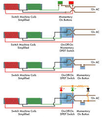 need schematic for turnout switch led s model train forum this image has been resized click this bar to view the full image
