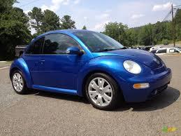 2003 Blue Lagoon Metallic Volkswagen New Beetle GLS 1.8T Coupe ...