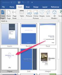 How To Create Custom Cover Pages In Microsoft Word Steemit
