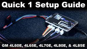 us shift instruction manuals quick 1 setup guide for gm