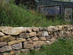 stacked stone retaining wall google search stone walls