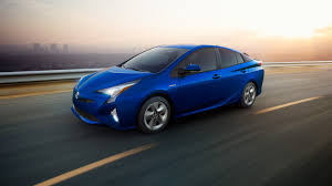 The Toyota Prius Fuel Economy Sets the Industry Standard