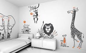 Decorazioni Per Cameretta Dei Bambini : Stencil