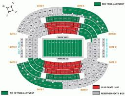 Citrus Bowl Seating Chart Football Rose Bowl Seats Online Charts Collection