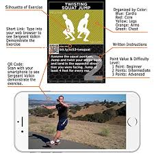the hiit interval workout game by stack 52