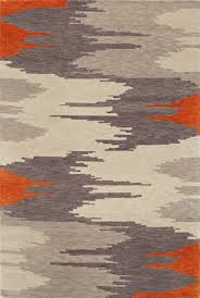 ivory gray safavieh area rugs prl7733e 9 64 1000 attractive orange and grey rug 27