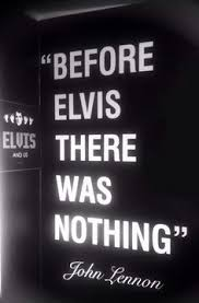 "「John Lennon  ""Before Elvis, there was nothing.""」の画像検索結果"