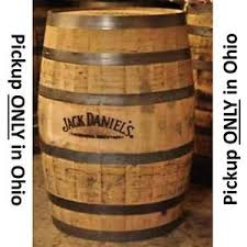 barrel size wine whisky barrel authentic full size famous name brand ebay