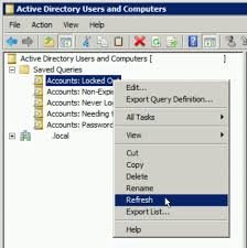 5 Saved Queries To Simplify Active Directory Administration