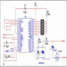 ac motor speed control circuit diagram the wiring diagram ac motor speed control using rf remote engineersgarage circuit diagram