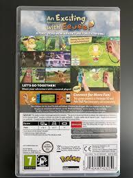 Pokémon: Let's Go Eevee - Nintendo Switch in N21 London für £ 25,00 zum  Verkauf