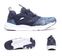 reebok shoes for men 2016. mens nylon running shoes   reebok furylite jf trainer blue slate / white : g60r2952 for men 2016