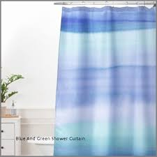 blue and green shower curtain luxury salmon colored shower curtain luxury rv shower curtains elegant 34