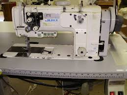Industrial Double Needle Sewing Machine